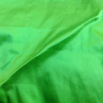 soie sauvage 9904 vert berlingot