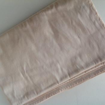 0013 Etole en soie sauvage rose perlé disponible immédiatement