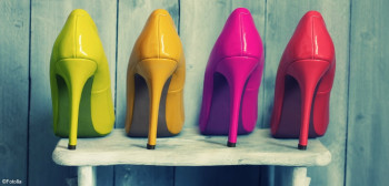 couleurs chaussures