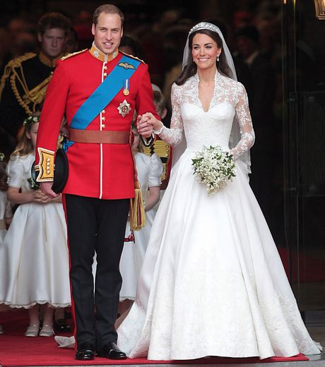 ... - Kate Middleton En Robe De Mariee Dans Stars Plus De Photos De Kate