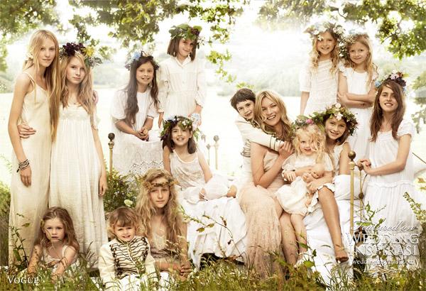 Kate moss mariage romantique les petites robes for Robe de mariage de kate moss tomber