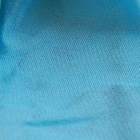 7 crêpe de soie bleu ciel