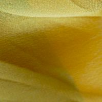 85 crêpe de soie jaune saffran