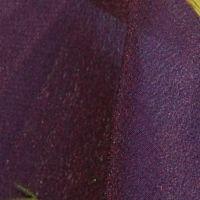 89 crêpe de soie aubergine