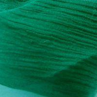 mousseline de soie 06 vert émeraude