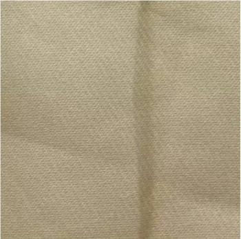 03 organza de soie beige soutenu