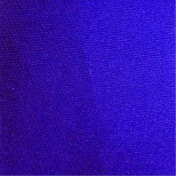14 organza de soie bleu roi