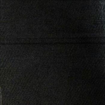17 organza de soie noir