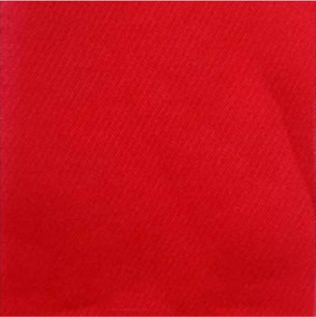 23 organza de soie rouge baiser