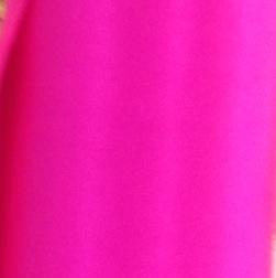09 satin de soie rose fuschia