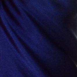 14 satin de soie bleu roi