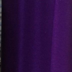 13 satin de soie violet