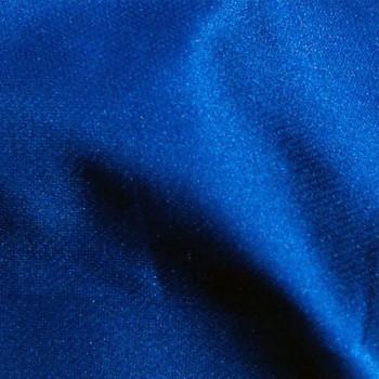 satin duchesse de soie 920 bleu roi