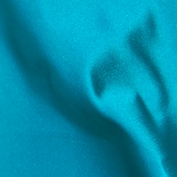 satin duchesse de soie 917 bleu azur