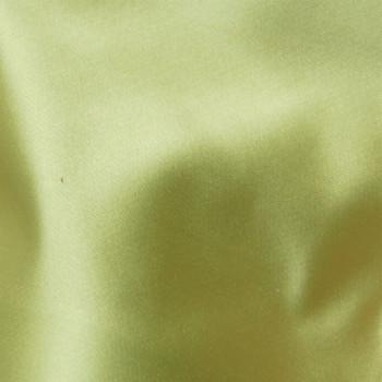 satin duchesse de soie 5 anis clair