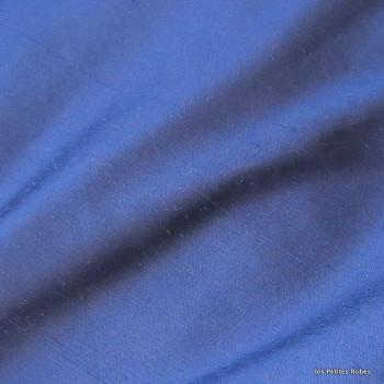 soie sauvage 5509 bleu violine
