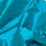 soie sauvage 7100 bleu turquoise