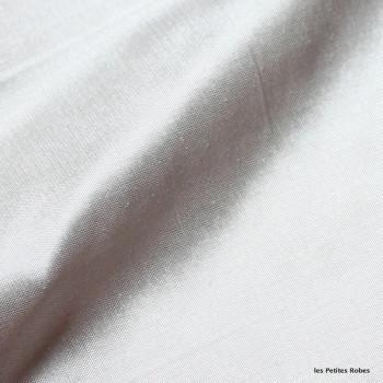 soie sauvage 991321 gris crême
