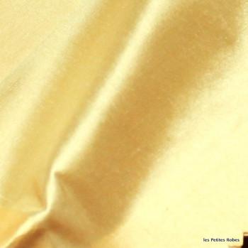 soie sauvage 030 jaune maïs