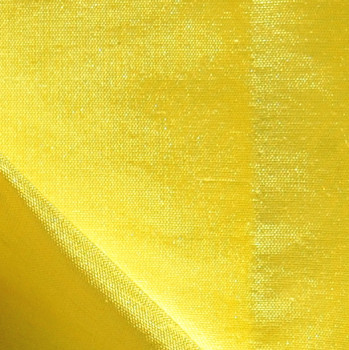 soie sauvage 033 jaune citron