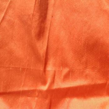 soie sauvage 0391 mandarine