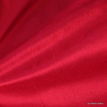 soie sauvage 052 rouge baiser