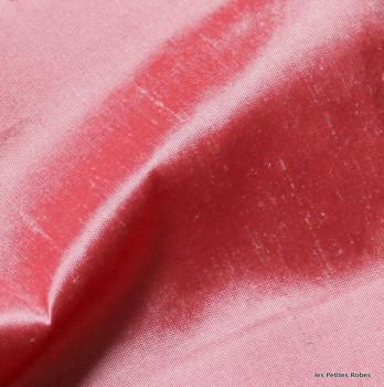 soie sauvage 0781 rose suzette