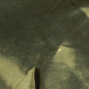 soie sauvage 9000 vert amazone