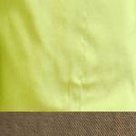 soie sauvage 9800 vert anis