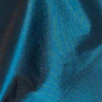 taffetas de soie 1036 bleu paon