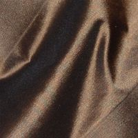 taffetas de soie 1043 feuille morte